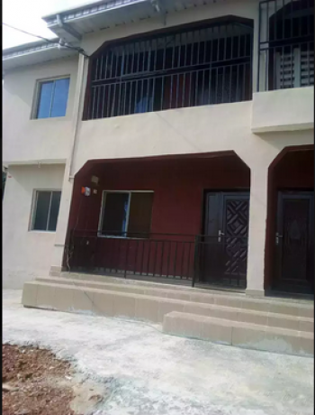 Newly-built-2bedroom-at-Bakare-estate-ikotun-igando-Rd-270k
